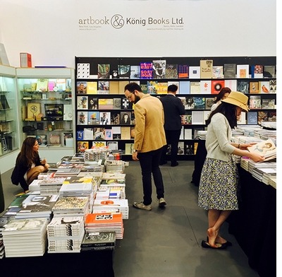 Visit New York's most outrageous pop-up bookstore at Frieze NY