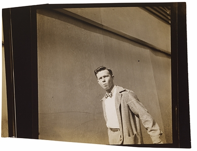 Walker Evans: Labor Anonymous
