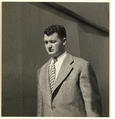 Walker Evans' Photographs of Anonymous Workers, 1946