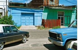 """Untitled"" (c. 1983-86) is reproduced from 'William Eggleston: The Democratic Forest.'"