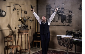 Featured image is reproduced from 'William Kentridge: Thick Time.'