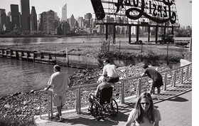 "William Meyers, ""Long Island City, Queens"", 2004, is reproduced from <i>William Meyers: Outer Boroughs</i>."