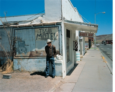 "Wim Wenders: ""Hot Springs,"" Truth or Consequences, New Mexico (1983)"