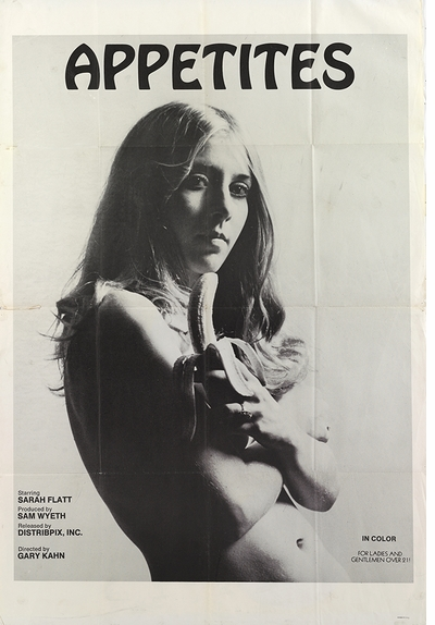 'X-rated: Adult Movie Posters of the 60s and 70s' in stock now!