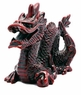 Auspicious Chinese Figurines - Chinese Dragon #3
