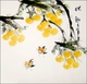 Chinese Brush Painting - Autumn #564