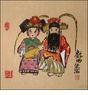 Chinese Brush Painting - Opera #522