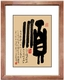 Chinese Calligraphy Framed Art - Successfully / Smoothly  #93