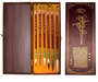 Chinese Calligraphy Set - Six Chinese Calligraphy Brushes  #4