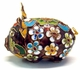 Chinese Cloisonne Boar #33