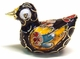 Chinese Cloisonne Duck #18