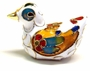 Chinese Cloisonne Duck #20