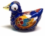 Chinese Cloisonne Duck #21