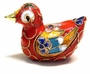 Chinese Cloisonne Duck #24