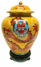 Chinese Cloisonne Jar - Dragon #9