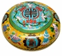 Large Chinese Cloisonne Box  - Good Fortune & Longevity Symbols #7