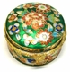 Chinese Cloisonne Jewelry Box #10