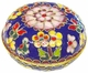 Chinese Cloisonne Jewelry Box #13