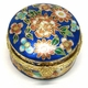 Chinese Cloisonne Jewelry Box #20
