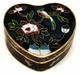 Chinese Cloisonne Jewelry Box #22