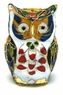 Chinese Cloisonne Owl #41