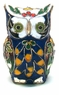 Chinese Cloisonne Owl #42