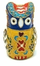 Chinese Cloisonne Owl #43