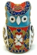 Chinese Cloisonne Owl #46