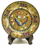 Chinese Cloisonne Plate - Dragon #10