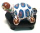 Chinese Cloisonne Turtle #37