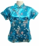 Chinese Dragon & Phoenix Blouse #11