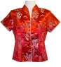 Chinese Dragon & Phoenix Blouse #5