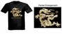 Chinese Dragon T-Shirt #10