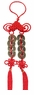 Chinese Feng Shui Knots - Double Coin Union #101