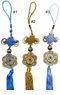 Chinese Feng Shui Knots - Lucky Coins / Wealth #113