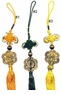 Chinese Feng Shui Knots - Lucky Coins / Wealth #114