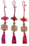 Chinese Feng Shui Knots - Lucky Coins / Wealth #115