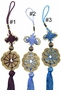 Chinese Feng Shui Knots - Safe & Sound / Lucky Coins  #97