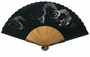 Chinese Folding Fan - Auspicious Dragon #9