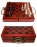 Chinese Games - Chinese Qing Dynasty Soldiers Chess Set #1