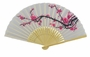 Chinese Hand Fan - Cherry Blossom #20