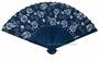 Chinese Hand Fan - Flowers #216