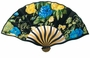Chinese Hand Fan - Flowers #37