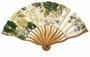 Chinese Hand Fan - Flowers #38