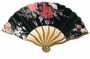 Chinese Hand Fan - Flowers #31