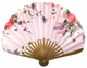 Chinese Hand Fan - Flowers #215