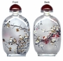 Chinese Inside Painted Snuff Bottle - Birds #62
