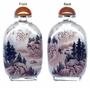 Chinese Inside Painted Snuff Bottle - Landscape #17