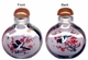 Chinese Inside Painted Snuff Bottle - Magpie & Plum Blossom #48
