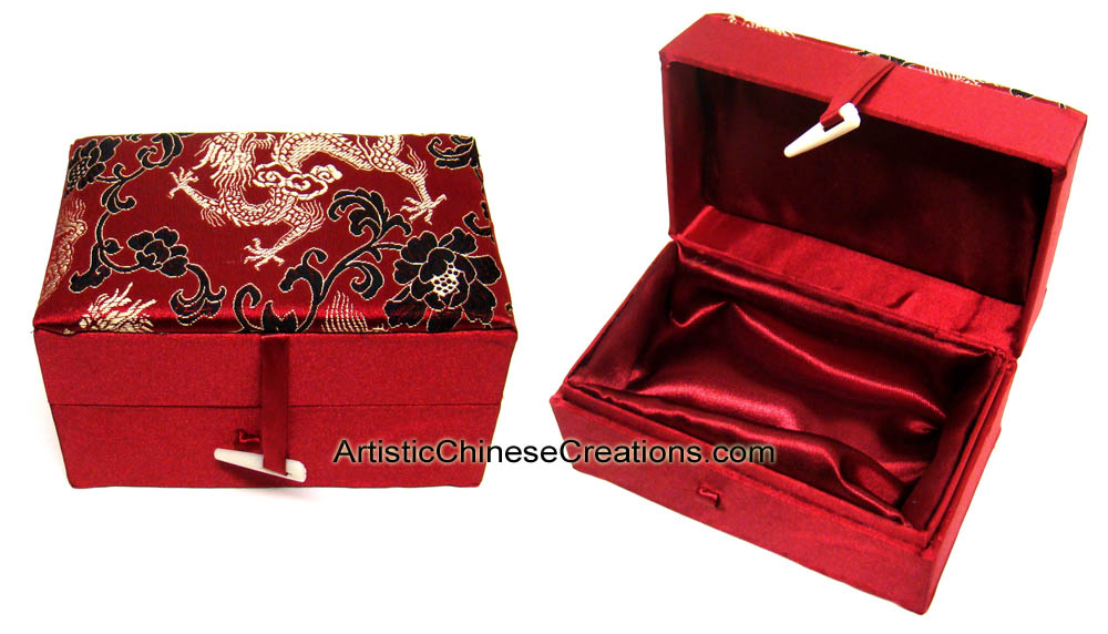 Chinese Jewelry Box Dragon Chinese Products Chinese Clothing